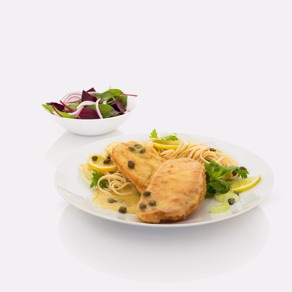 Piccata chicken filet by Tanmia