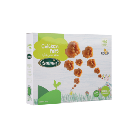 from Tanmia Kitchen chicken Pops in packaging